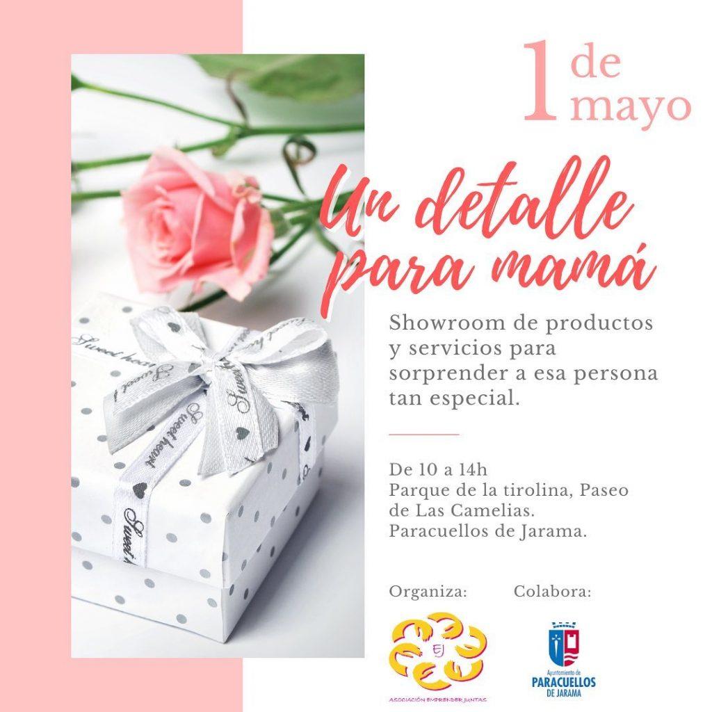 cartel dia de la madre